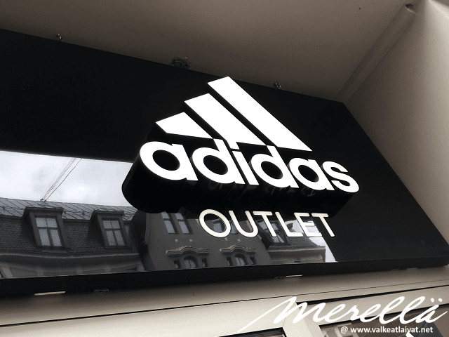 Adidas outlet Riga