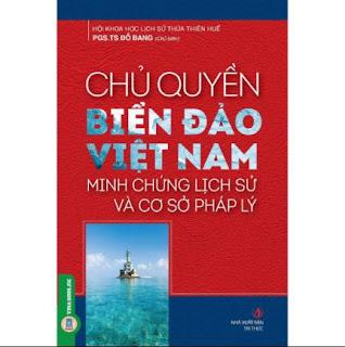 Chủ Quyền Biển Đảo Việt Nam - Minh Chứng Lịch Sử Và Cơ Sở Pháp Lý ebook PDF-EPUB-AWZ3-PRC-MOBI