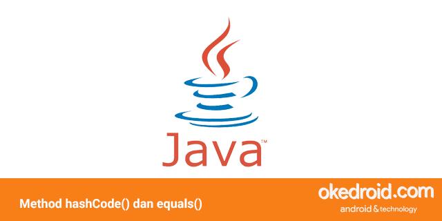 Contoh Penggunaan fungsi Method hashCode() dan equals() custom objek cek duplikat duplikasi data nilai di Program Java