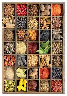Puzzle 1000 piezas Educa 15524 Especias