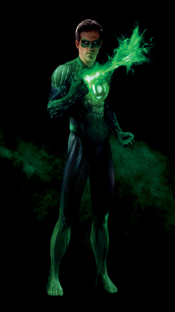The Blot Says Official Green Lantern Still Photos