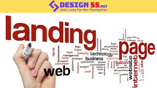 Template Blogspot Landing Page