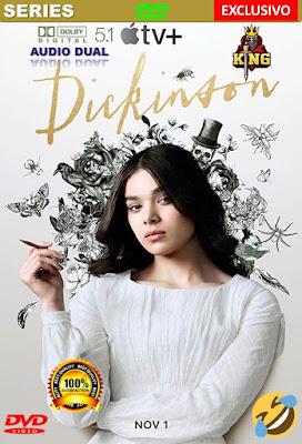 Dickinson (TV Series) S01 DVD HD Dual Latino + Sub FORZADOS 2DVD