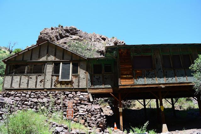 sanatorium Boyd Organ Mountains