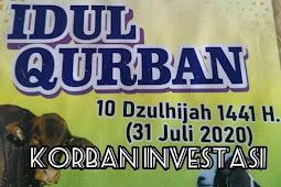 Ribuan Korban Investasi Paket Qurban