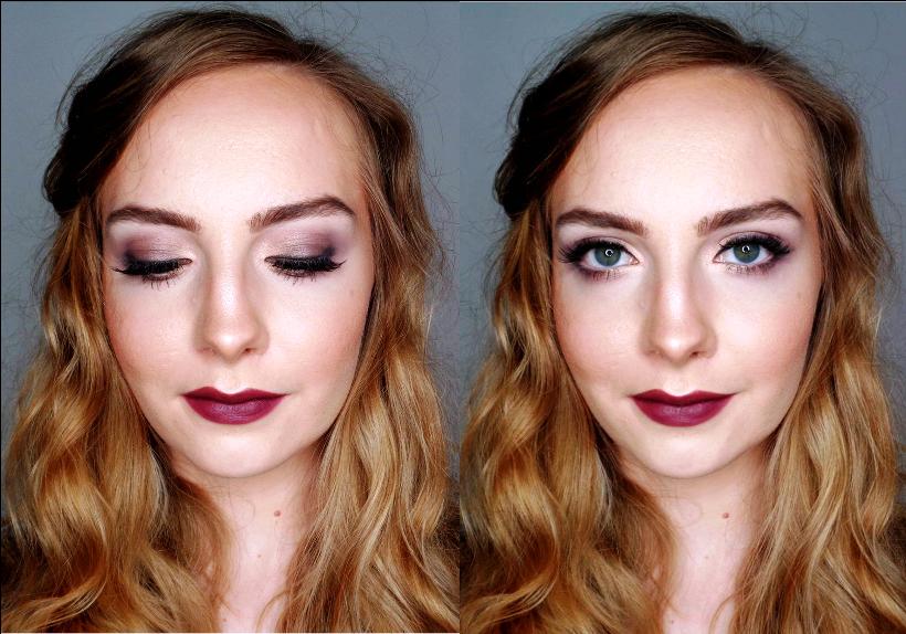 Zoeva En Taupe Makeup