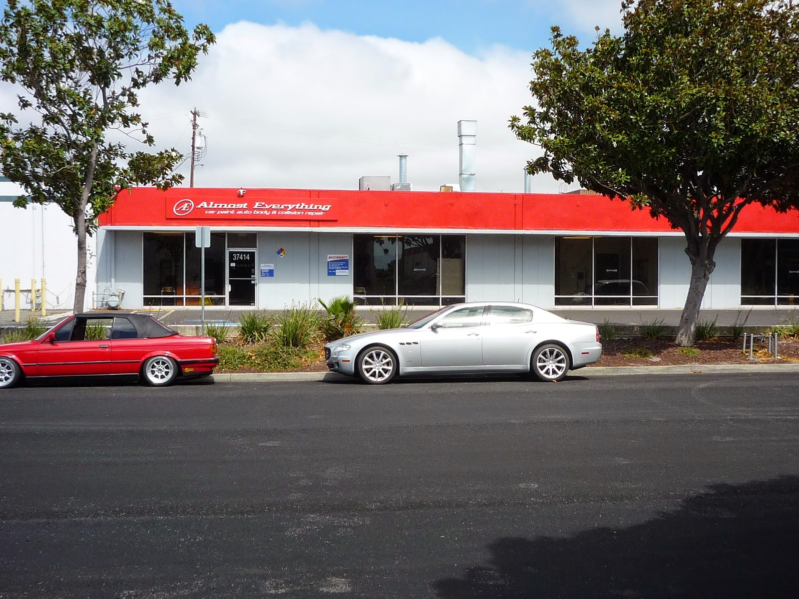 Almost Everything Auto Body Repair & Paint, the premier collision repair center in the Bay Area