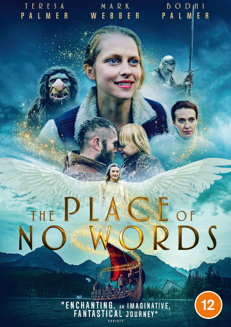 The Place of No Words dvd