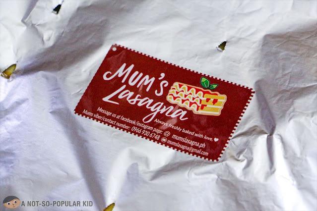 Mum's Lasagna Logo