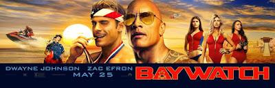 Baywatch 2017 Banner Poster 3