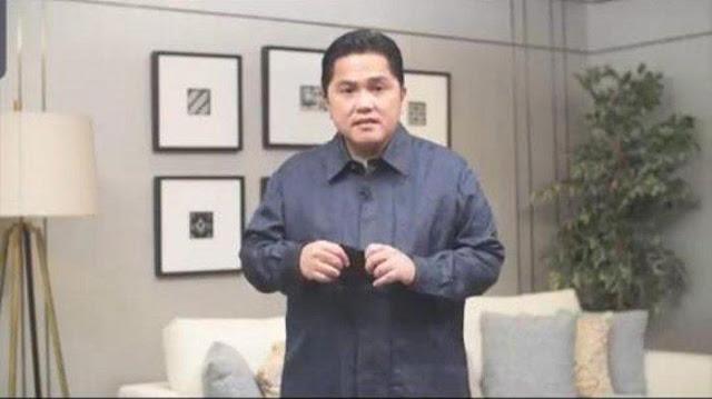 Said Didu: Erick Thohir Panen Proyek BUMN Mangkrak