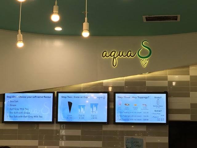 Aqua S @ Sydney CBD
