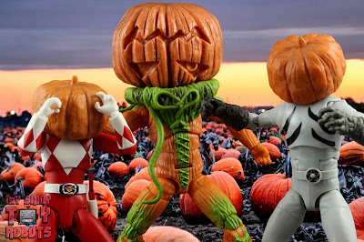 Power Rangers Lightning Collection Pumpkin Rapper 47