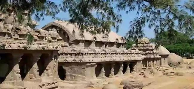 দক্ষিণ ভারতের পল্লব বংশের সংক্ষিপ্ত ইতিহাস