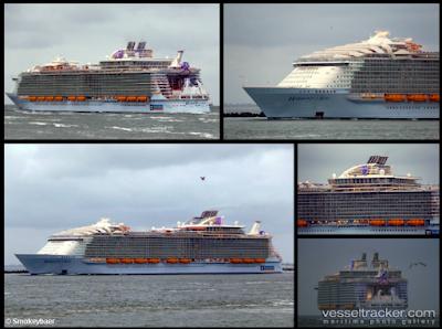 Harmony Seas - Cruise Ship