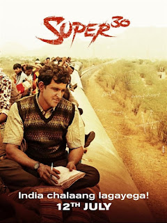 Super 30 First Look Poster 6