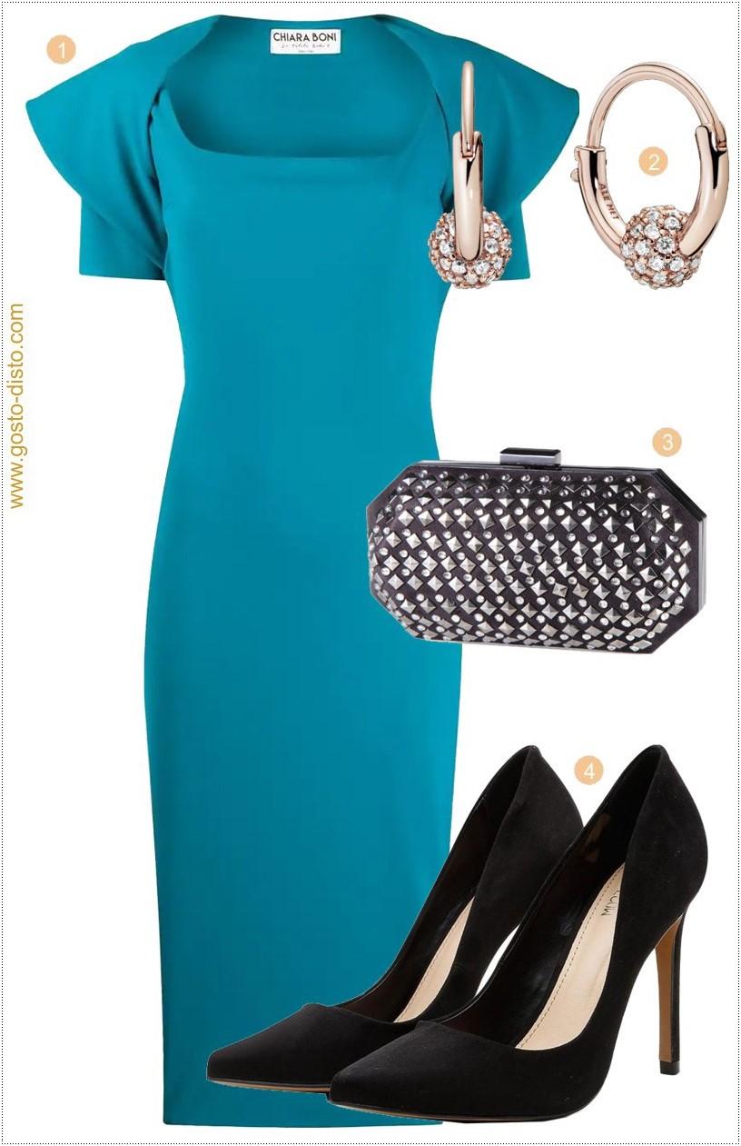 Vestido azul turquesa da Meghan Markle – veja como copiar o look