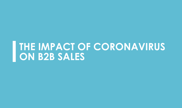 The Impact Of Coronavirus On B2B Sales