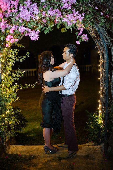 Pre-nuptial photoshoot at Alpadi Estate