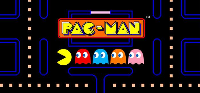 Pac-Man Namco 1980