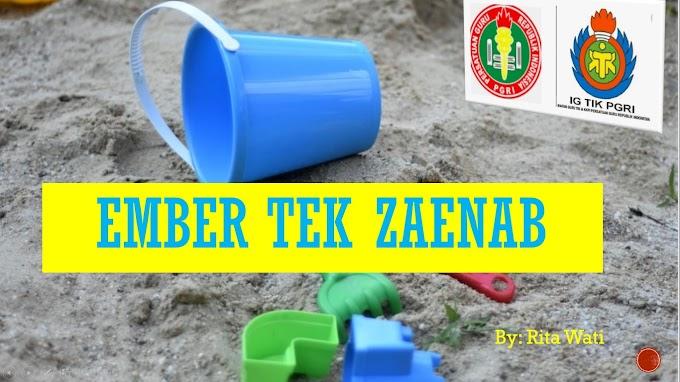 Ember Tek Zaenab