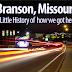 Rasakan Tempat Wisata Baru yang Menyenangkan di Branson, Missouri dengan Paket Liburan Branson