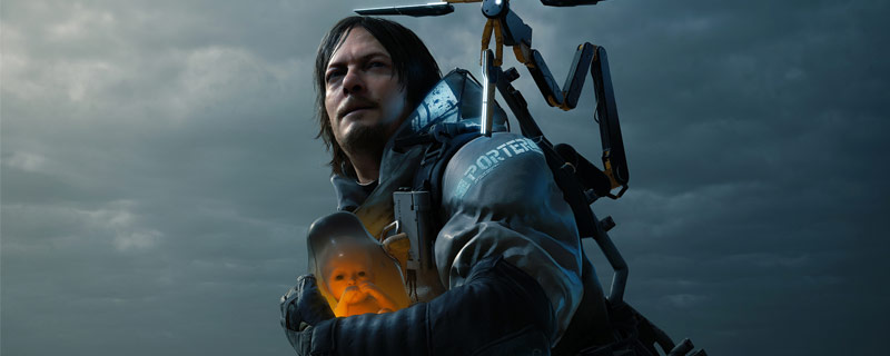 Death Stranding, lo último de Kojima, ya está disponible en PC