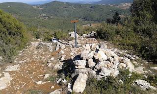 Puig de les Agulles (848 m) - Sostre comarcal Alt Penedès