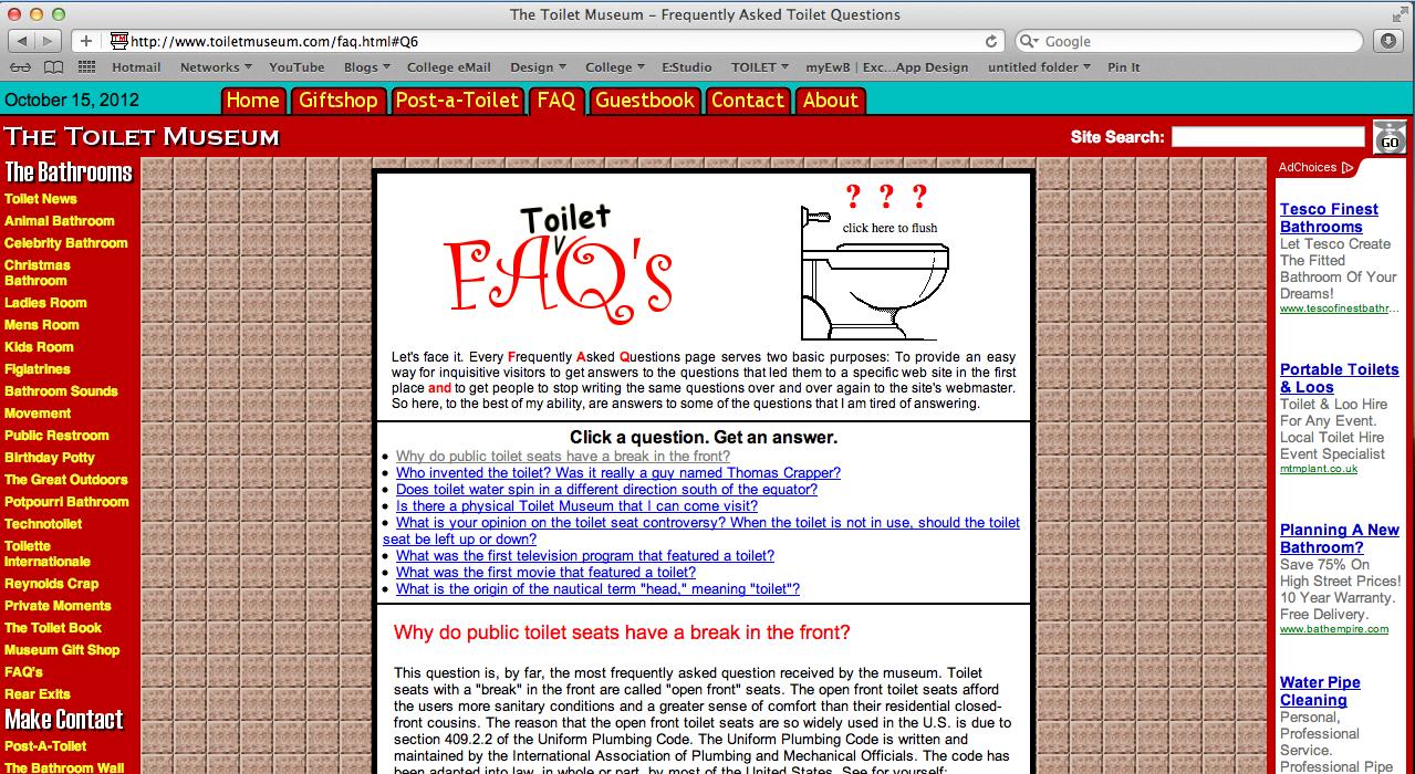 Design Context: Good Vs Bad Websites
