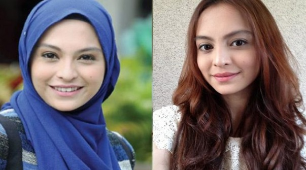Ini Dia 6 Artis Wanita Malaysia Memilih Untuk 'Buka' Tudung, No. 5 Buat Semua Terkejut!