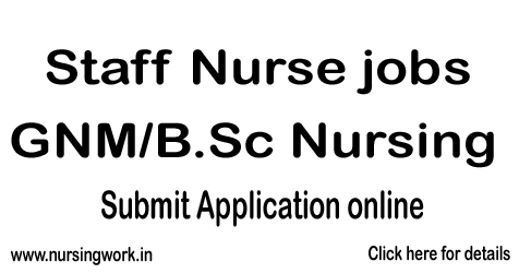NURSING JOBS: Staff Nurse jobs- Kendriya Vidyalaya