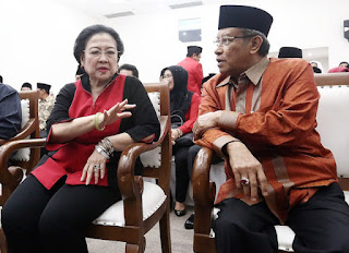 Said Aqil: PDIP dan NU Sangat Bersahabat