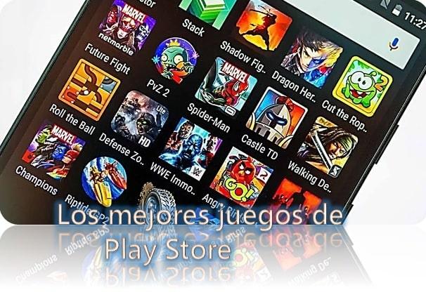 Lo mas jugado en la Play Store