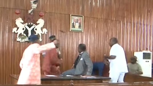 edo lawmakers fighting