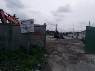 """Terkait Lingkungan Hidup,  Pekerja PT KPPN Kuala Tanjung Dinilai """"Arogan """""""
