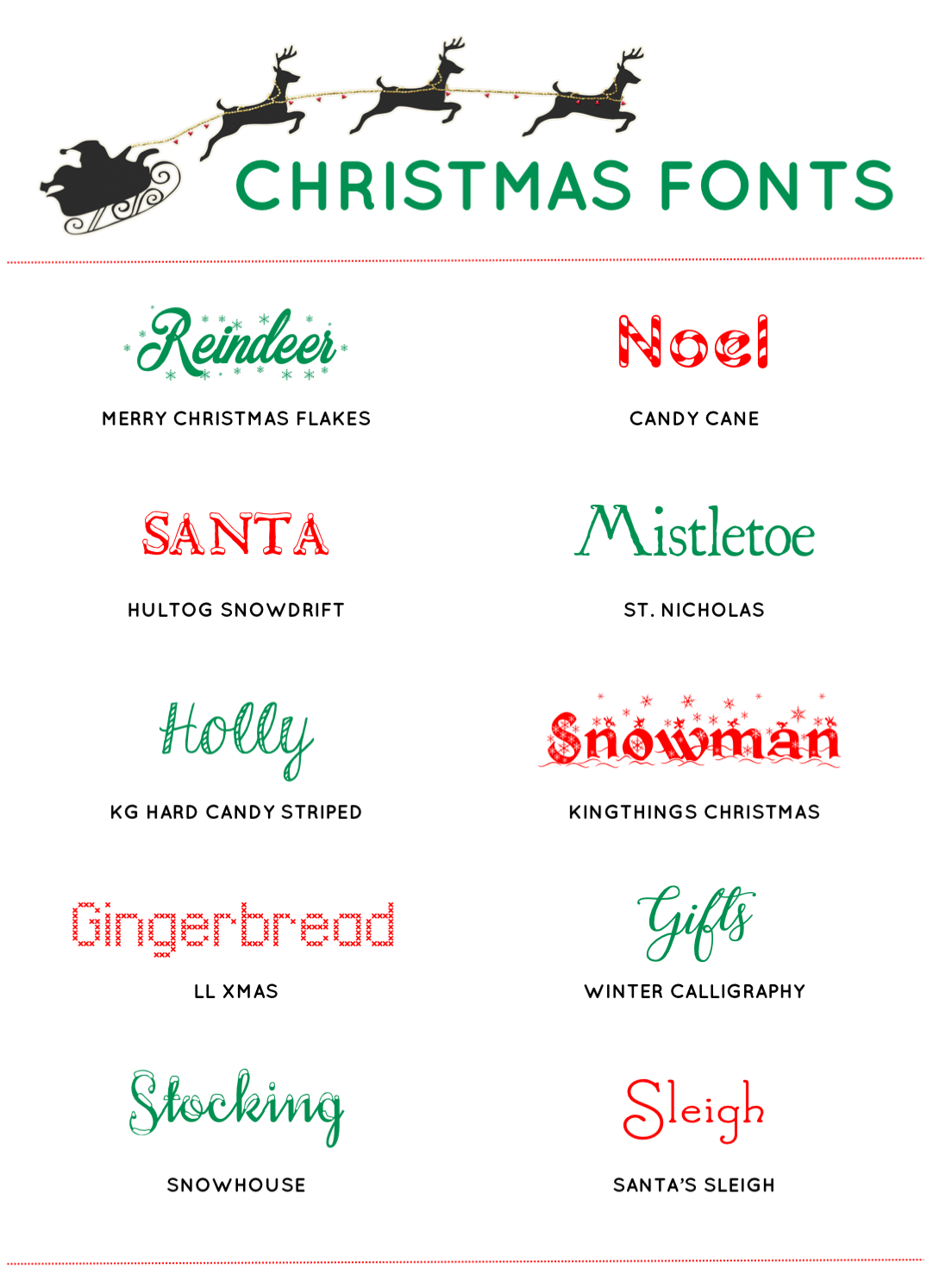 download the fonts here