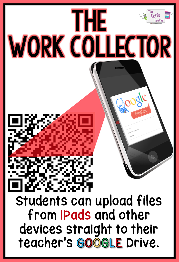 Drive Work The Work Collector Students Upload Files Straight To Your Drive