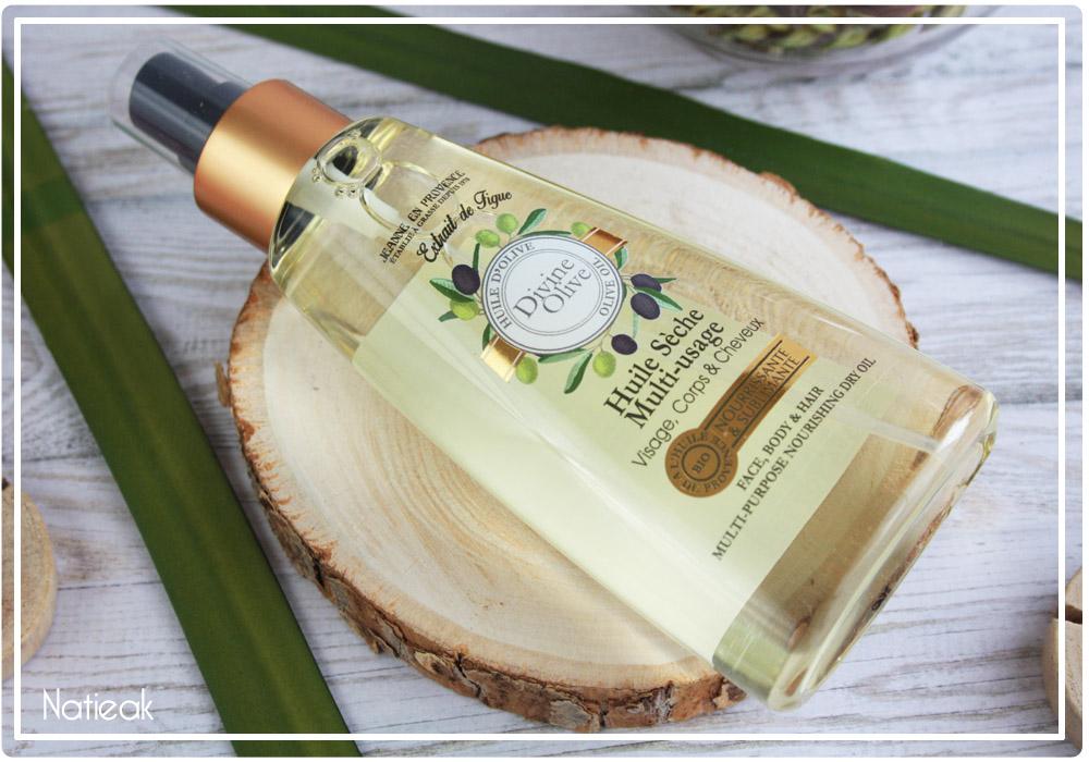 huile sèche cheveux bio