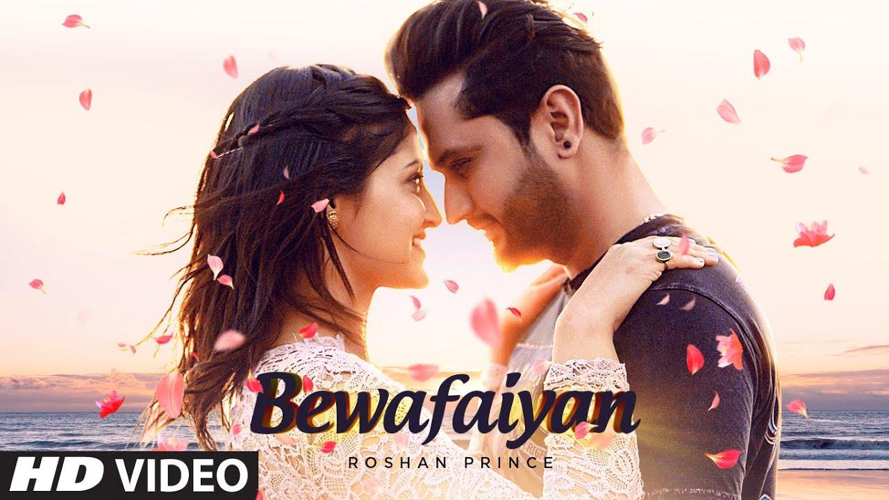 Bewafaiyan Lyrics Roshan Prince