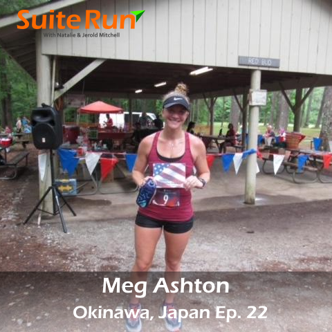 22 | Okinawa, Japan with Meg Ashton: Running And Scuba Diving In Island Paradise