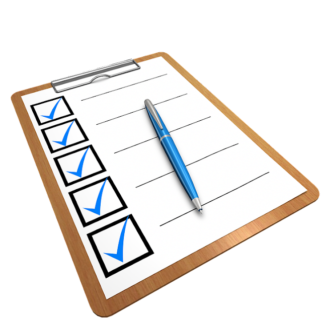 Checklist for your mission statement