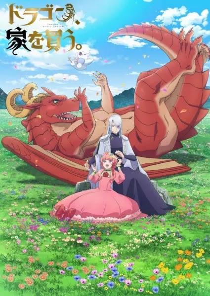 الحلقة 7 من انمي Dragon Ie wo Kau مترجم عدة روابط