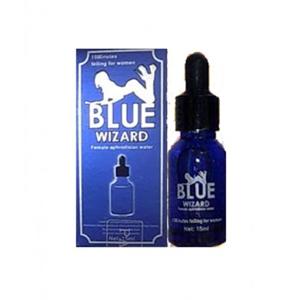 Blue Wizard Obat perangsang wanita herbal
