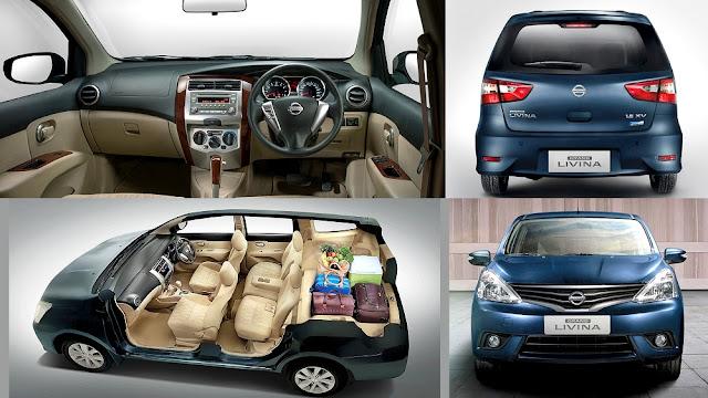 MPV Pilihan Keluarga Bawah Harga RM100K - Nissan Grand Livina