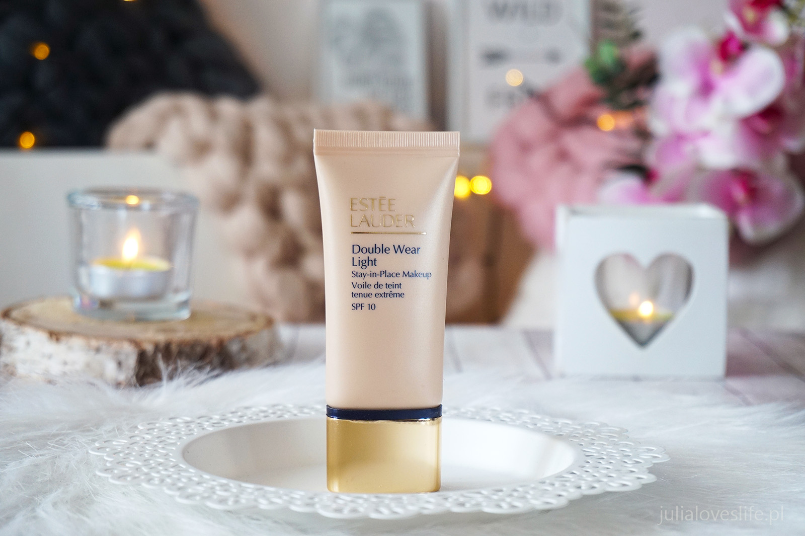 Estee Lauder Double Wear Light | hit czy kit? | moja opinia