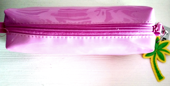 Hema cute pencil case pink
