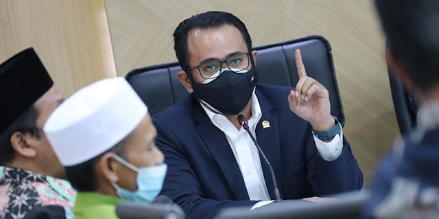 Petugas Lapas di Sumut Aniaya Santri, Anggota Komisi III Soroti Pola Rekrutmen Kemenkumham