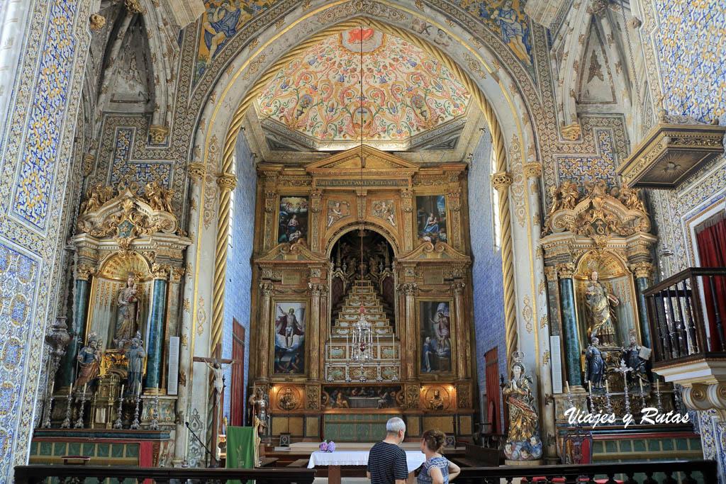 Capilla de San Miguel de la Universidad de Coimbra