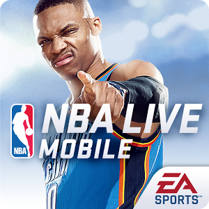 NBA LIVE Mobile Basketball 1.4.2 Mod APK (Unlimited Money)