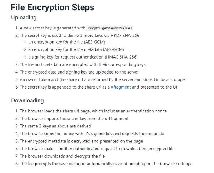 file encryption service
